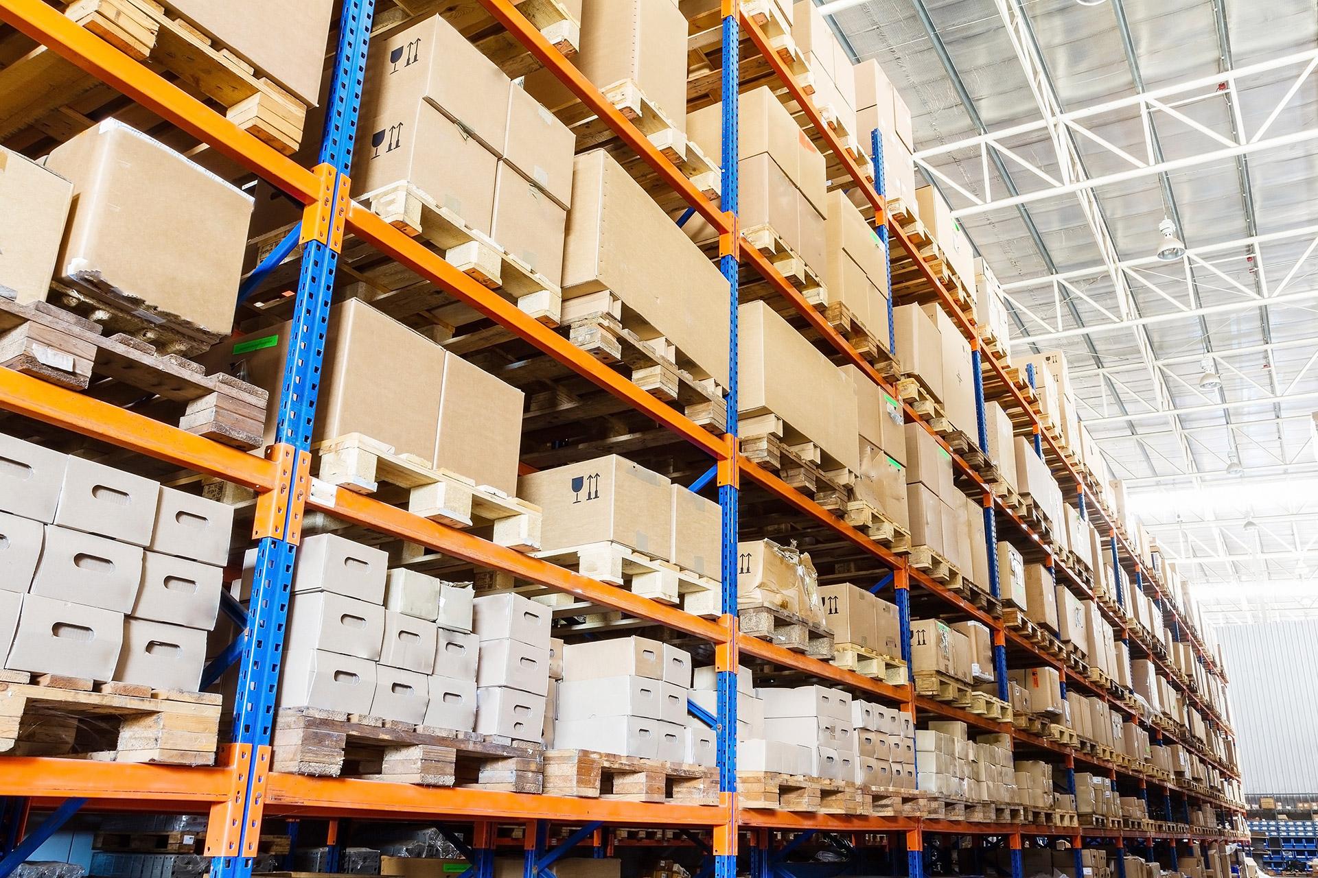 Warehouse Storage Belfast